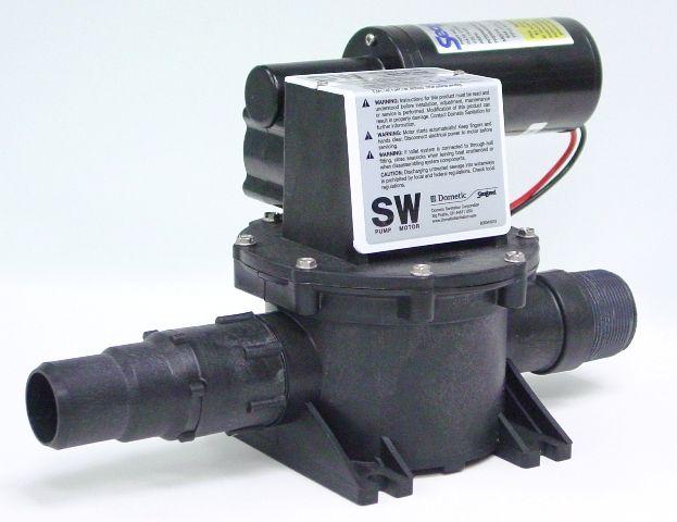 vacuflush pump S - bomba sw