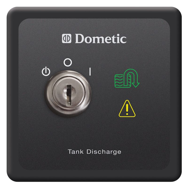 Control Descarga Tanque