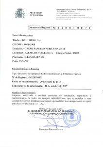 certificacion m2