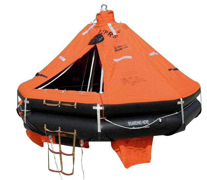 Liferafts Duarry