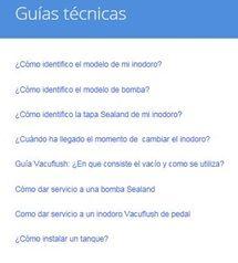 web guias tecnicas