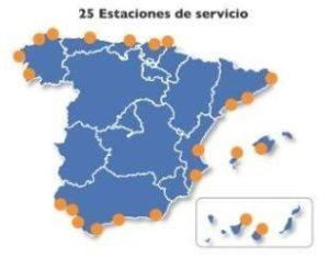 mapa estaciones
