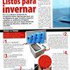 Revista Barcos a Motor 209 Depósito de agua Listos para invernar (Portada)