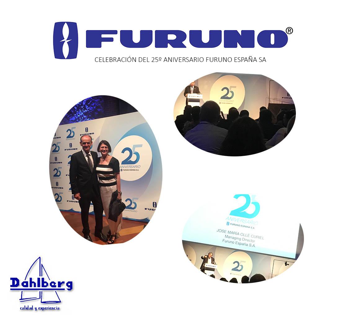 Celebración evento Furuno 2017 Dahlberg S.A