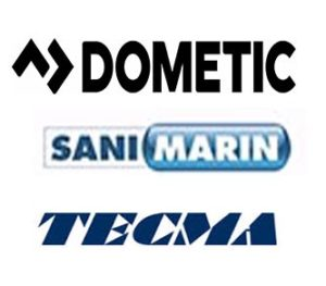 Dometic, Sanimarin, Tecma