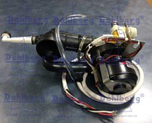 Motor Sanimarin 35/43 24v completo MPSN3524VCLAV