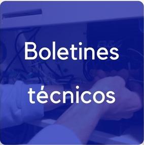 Boletines técnicos