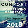Lista de precios Dometic 2018