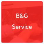 solicitud de servicio técnico electrónica B&G