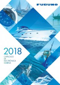 furuno español catálogo 2018 electrónica nautica