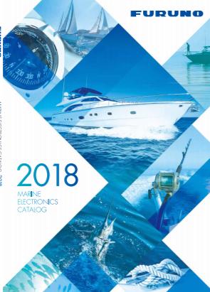 furunocatalogue 2018 nautic electronics