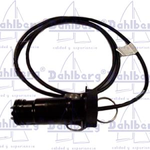 B&G Sensor de velocidad rueda de paletas para HYDRA/HERCULES con 15 mts de cable