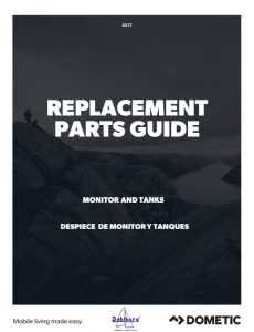 monitor and tanks replacement parts guide