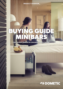 Dometic miniBars buying guide