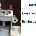 Bomba aguas grises sanimarin
